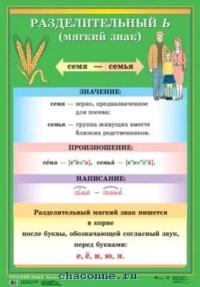 Русский язык. Начальная школа. Однородные члены предложения. Разделительный \